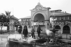 Los Banos, East Beach 1920's - SB18