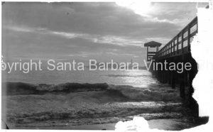 Stormy Weather Sterns warf santa Barbara CA - SB22