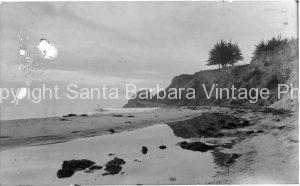 Shorleine Beach Santa Barbara CA. - SB23