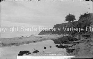 West Beach Santa Barbara CA.SB28
