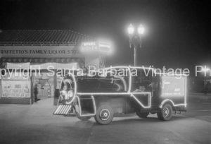 Raffetto's Liquor Santa Barbara CA. - SB53
