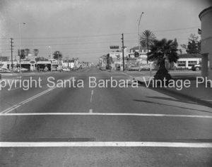 North on the 101 highway - SB71
