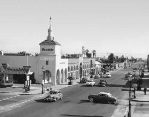 State and Guitierrez, Santa Barbara, - SB99