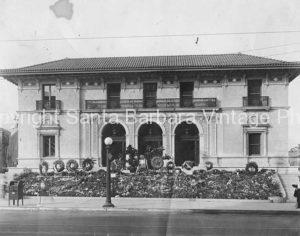 Santa Barbara Post Office - SBA3
