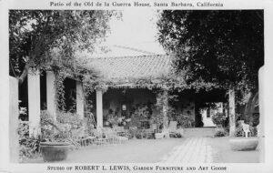 Robert Lewis Antiques, Santa Barbara, CA. - SBA4