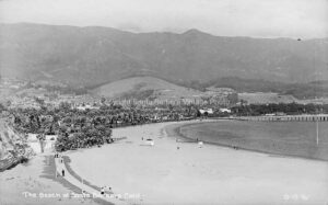 West Beach Strand, Santa Barbara,  CA. - SBA8