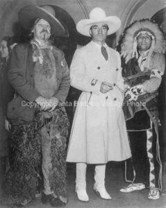 Santa Barbara Wild West Show - WE01
