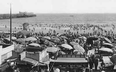 Long Beach CA. C.1930 CA-16
