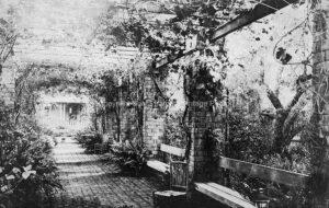 El Encanto Hotel, Vintage Photo, Santa Barbara, CA EE04