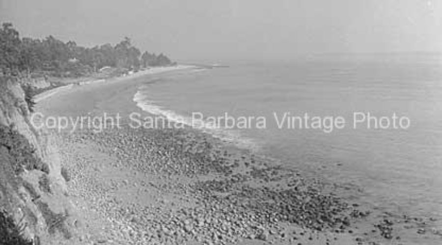 Miramar Beach 1940's - MR55