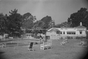 Miramar Hotel Cottage Montecito, CA Circa 1930 - MR58