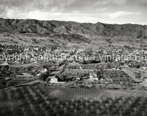 Santa Barbara CA 1900's