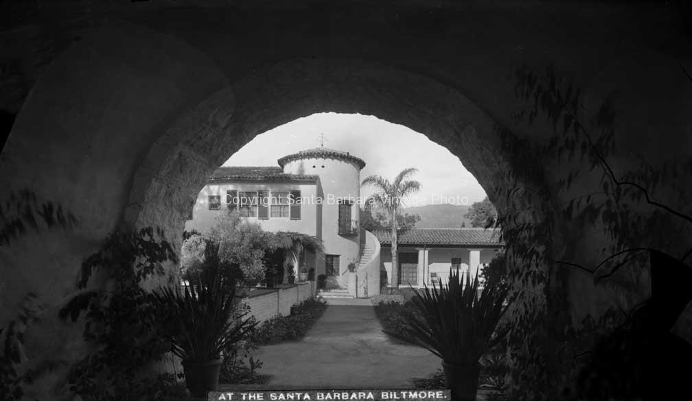 Biltmore Hotel, Montecito, California BM18
