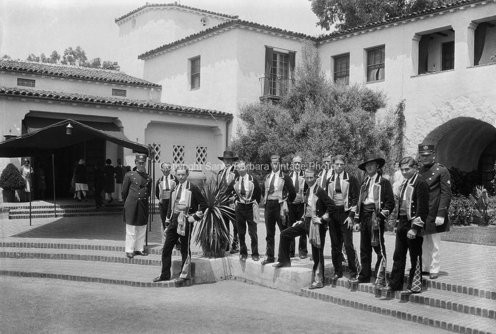 Biltmore Hotel, Montecito, California BM29