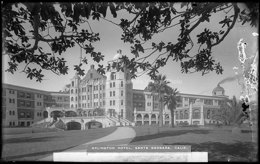The Arlington Hotel, Santa Barbara, CA | AS01