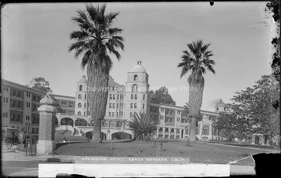 The Arlington Hotel, Santa Barbara, CA | AS05