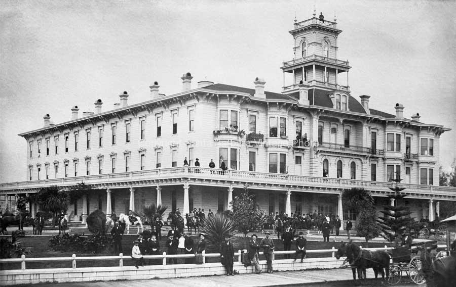 The Arlington Hotel, Santa Barbara, CA | AS10