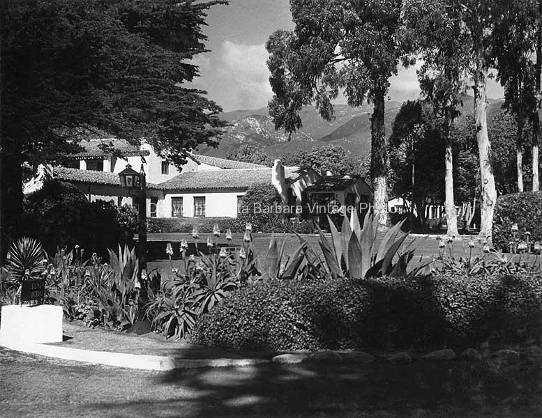 The Biltmore Hotel, Santa Barbara, CA | BM07
