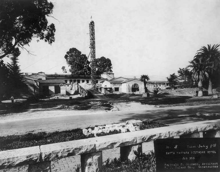 The Biltmore Hotel, Santa Barbara, CA | BM11