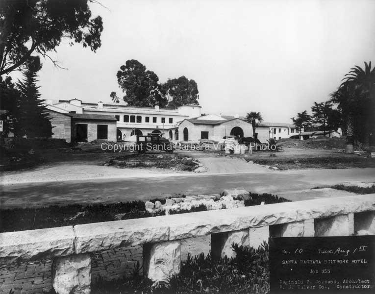 The Biltmore Hotel, Santa Barbara, CA | BM12