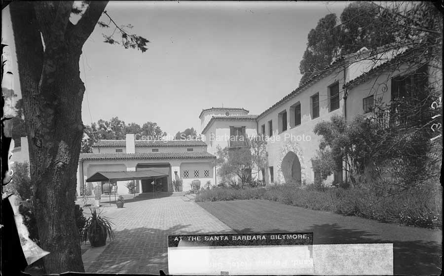 The Biltmore Hotel, Santa Barbara, CA | BM16