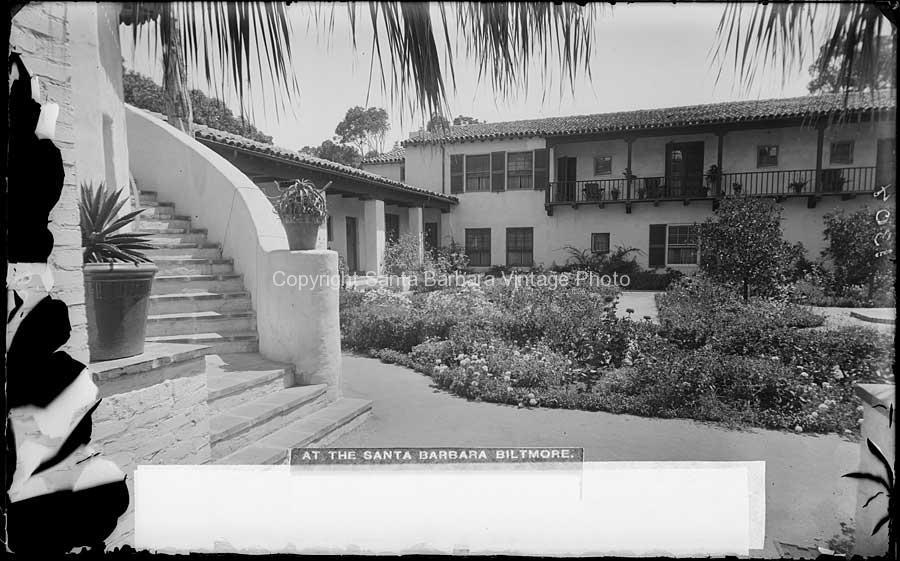 The Biltmore Hotel, Santa Barbara, CA | BM17