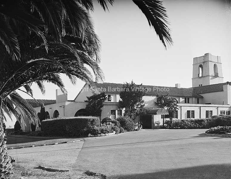 The Biltmore Hotel, Santa Barbara, CA | BM28