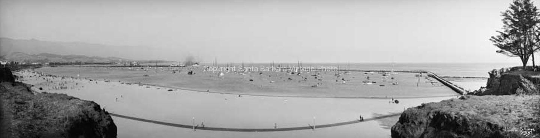 The Strand, Santa Barbara CA.  CA-06