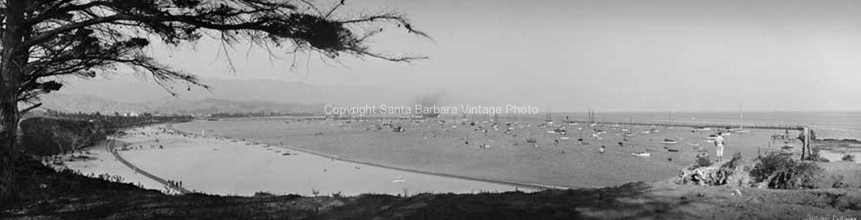The Strand, Santa Barbara, CA. CA-05