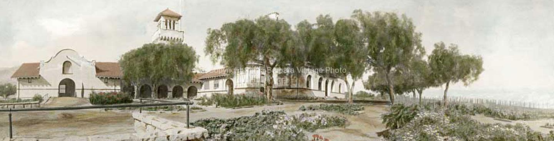 Child's Estate, Vegamar, Santa Barbara, CA. CA-02