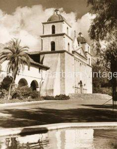 Collinge Santa Barbara Mission - MS20