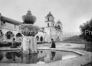 Santa Barbara Mission - MS23