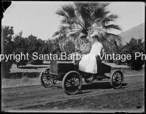 J W Collinge C. 1918 Santa Barbara, CA TR27