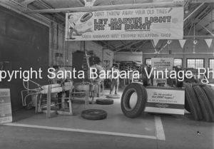 Marvin Tire Fixer Santa Barbara, CA - TR40