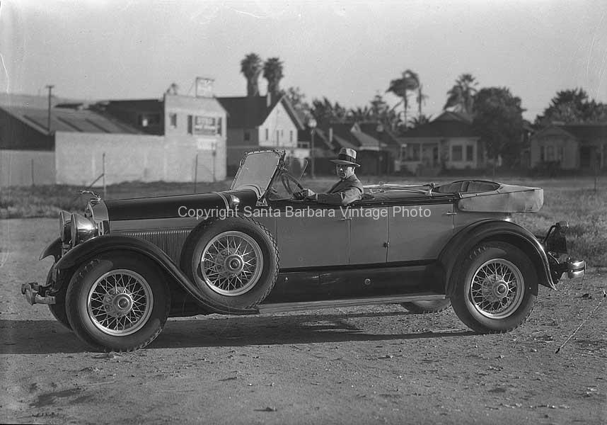Vintage Auto, Santa Barbara - FA25