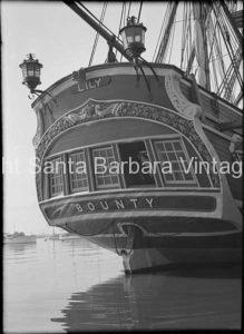 HMS Bounty. Santa Barbara, CA. - BS17