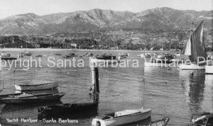 Santa Barbara Mooring, - BS33