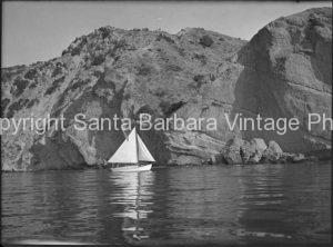 West Side of Anacapa Island, Glassy - CH06