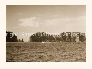 Anacapa Island, - CH13