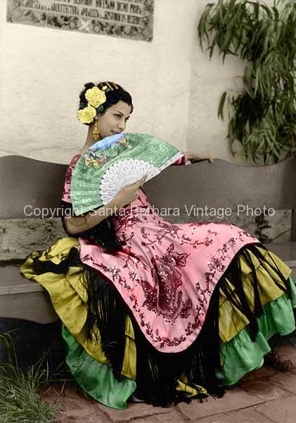 Princessa, 1930's , Santa Barbara, CA. - FS07