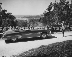 1952 Pontiac Cheiftan, Santa Barbara, CA. CA - GS13