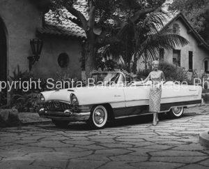 1956 Packard Caribbean, Santa Barbara, CA - GS23
