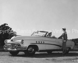 1953 Buick Skylark, Santa Barbara, CA - GS32