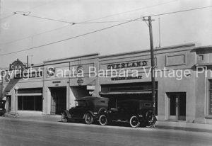 Spoor Motor Company, Santa Barbara, CA - GS52
