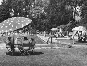 Biltmore Pool, Montecito, CA. - MT17