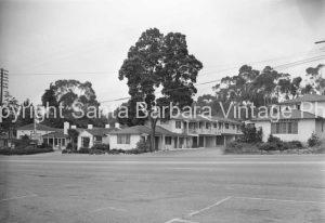Motor Hotel Coast Village Road, 1930's - MT21