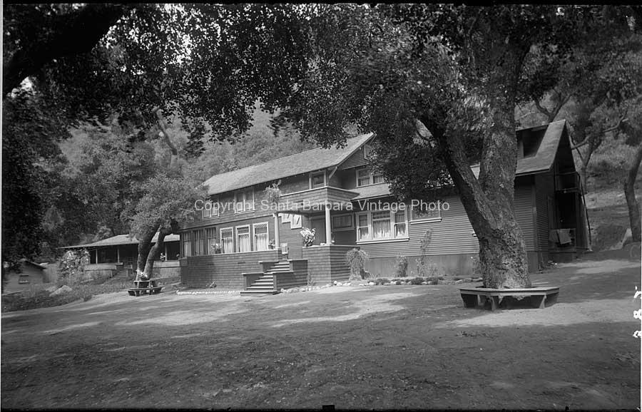 Stanley Park Lodge , Carpinteria ( J H Shepard) - SB08