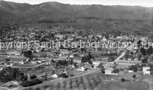 Santa Barbara CA. 1930's - SB16
