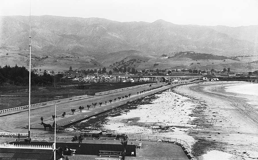 Cabrillo Blvd. 1890's - SB17