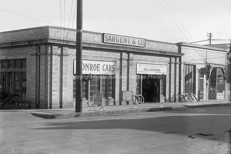 Monroe Cars, 1930's - SB19